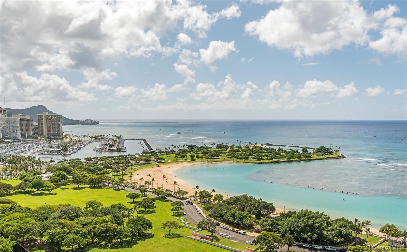 Nauru Tower condo # 2804, Honolulu, Hawaii - photo 15 of 15