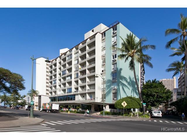 Waikiki Grand Hotel condo #312, Honolulu, Hawaii - photo 1 of 1
