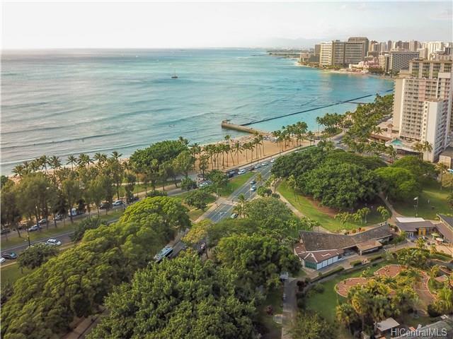 Waikiki Grand Hotel condo #601, Honolulu, Hawaii - photo 1 of 24
