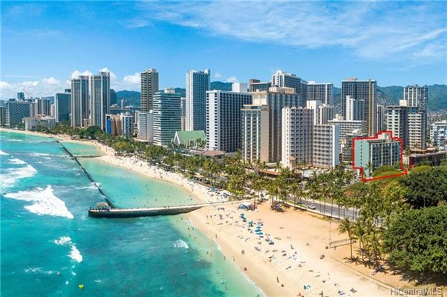 Waikiki Grand Hotel condo # 716, Honolulu, Hawaii - photo 1 of 13