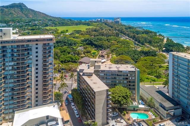 Waikiki Grand Hotel condo # 716, Honolulu, Hawaii - photo 12 of 13