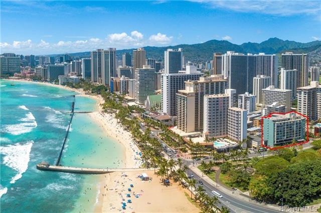 Waikiki Grand Hotel condo # 716, Honolulu, Hawaii - photo 13 of 13