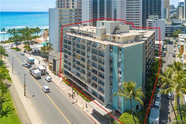Waikiki Grand Hotel condo # 716, Honolulu, Hawaii - photo 3 of 13