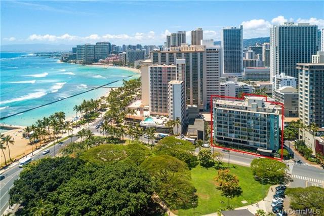 Waikiki Grand Hotel condo # 716, Honolulu, Hawaii - photo 10 of 13