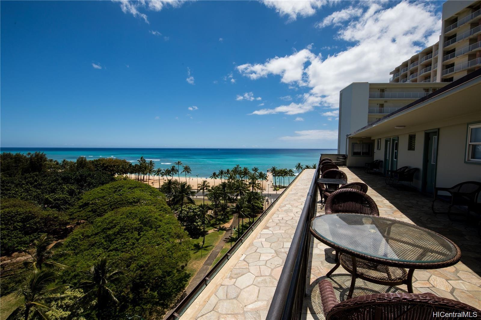 Waikiki Grand Hotel condo # 817, Honolulu, Hawaii - photo 17 of 25