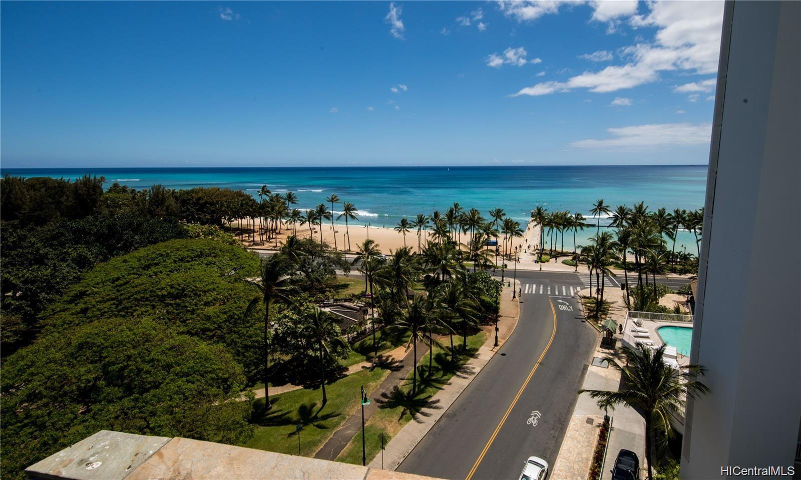 Waikiki Grand Hotel condo # 817, Honolulu, Hawaii - photo 18 of 25