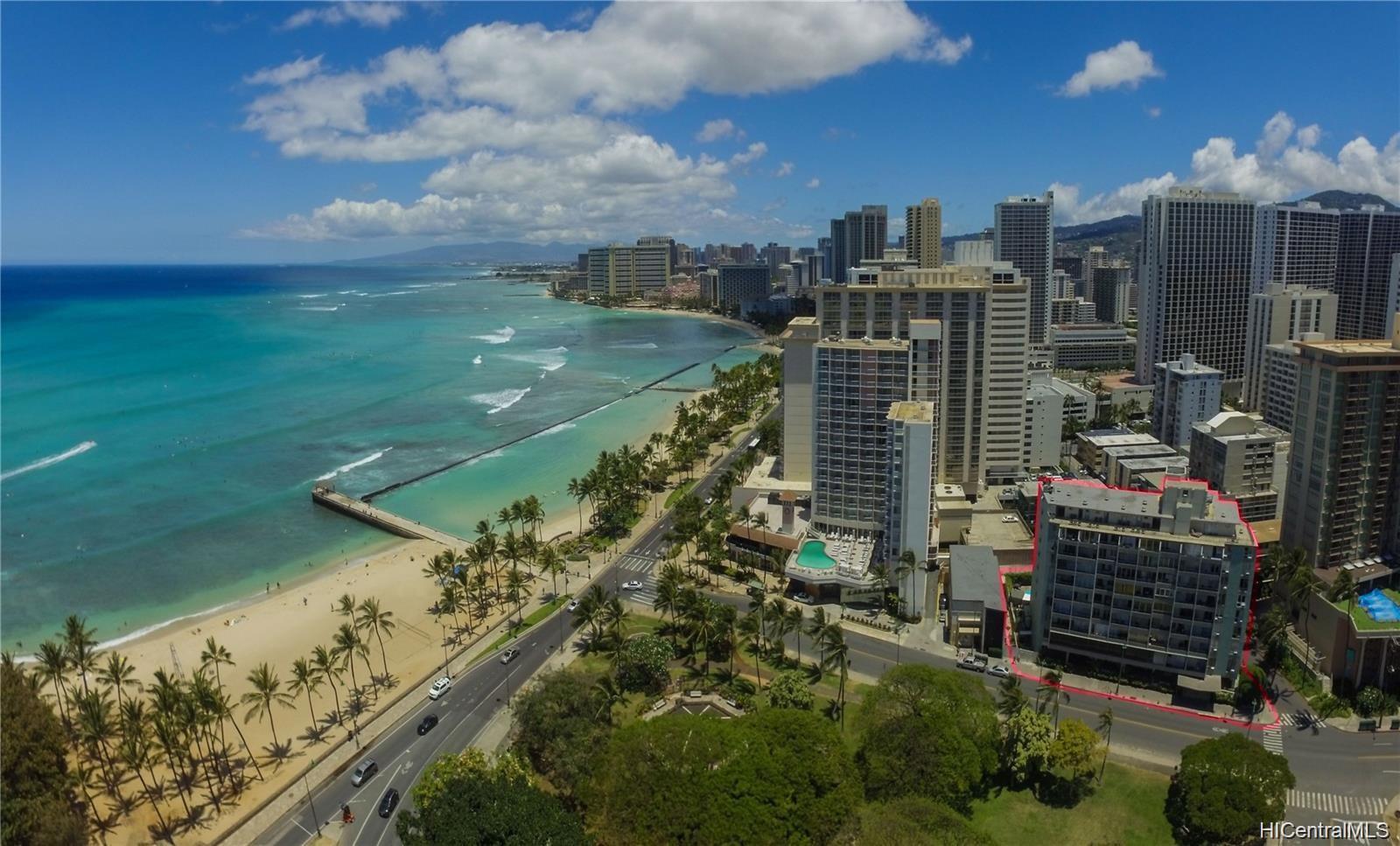 Waikiki Grand Hotel condo # 817, Honolulu, Hawaii - photo 3 of 25