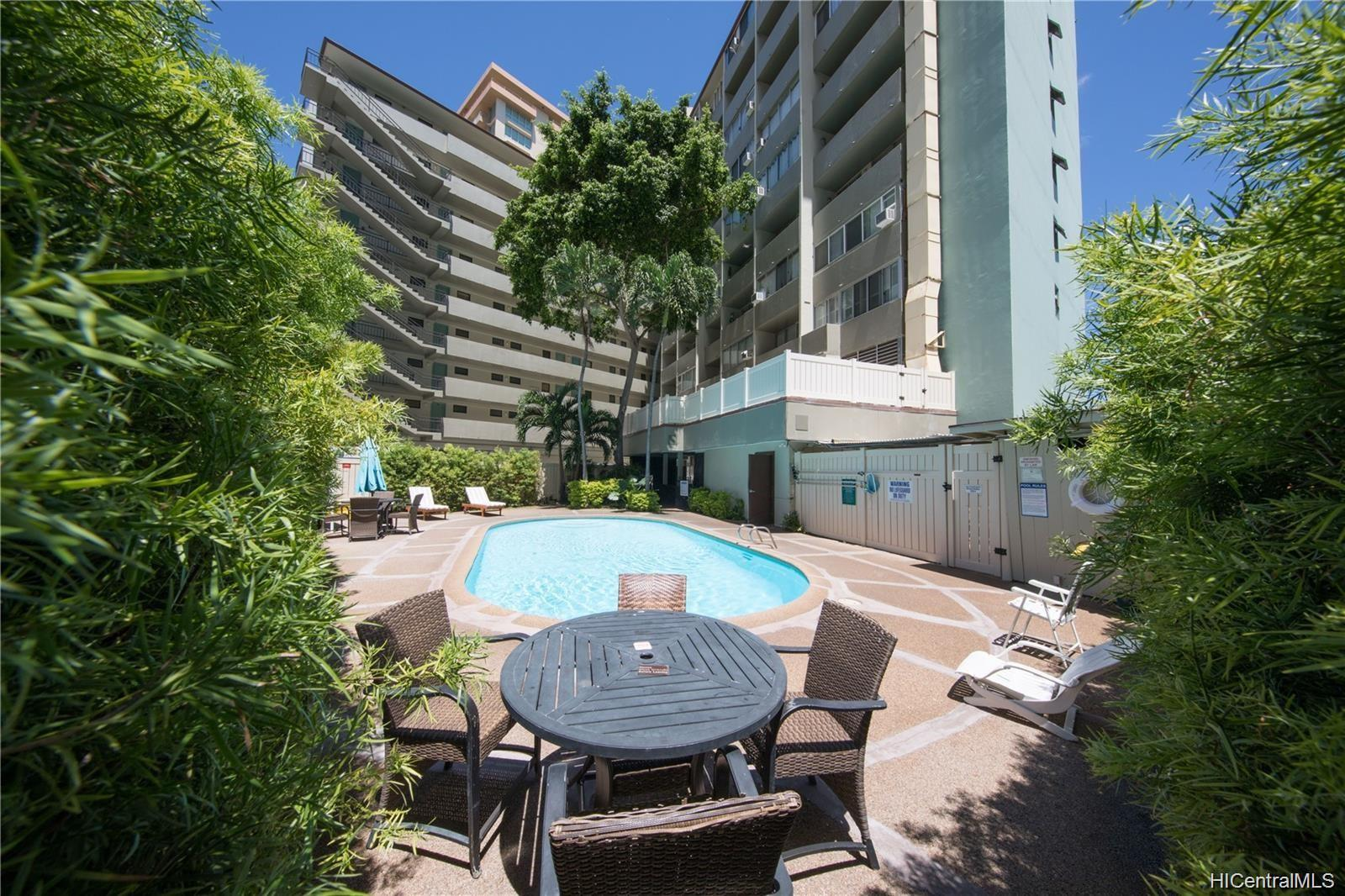 Waikiki Grand Hotel condo # 817, Honolulu, Hawaii - photo 22 of 25