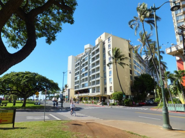 Waikiki Grand Hotel condo #802, Honolulu, Hawaii - photo 1 of 25