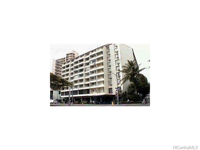 Waikiki Grand Hotel condo #Parking stall, Honolulu, Hawaii - photo 1 of 1