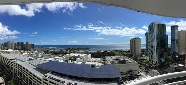 Uraku Tower Hawaii condo #25C, Honolulu, Hawaii - photo 1 of 25