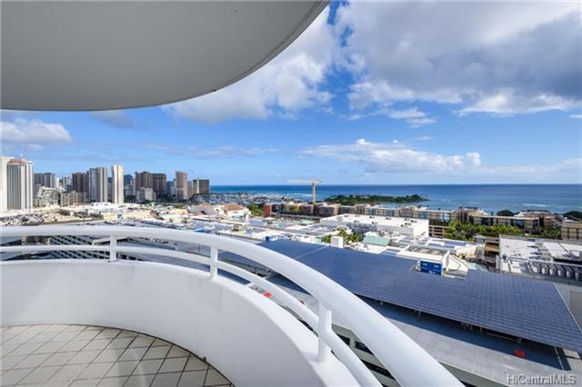 Uraku Tower Hawaii condo # 25C, Honolulu, Hawaii - photo 22 of 25