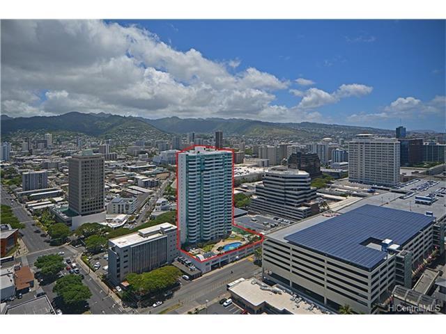 Uraku Tower Hawaii condo # 6A, Honolulu, Hawaii - photo 25 of 25