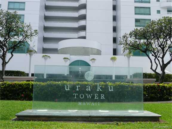 Uraku Tower Hawaii condo # 9/C, Honolulu, Hawaii - photo 1 of 10