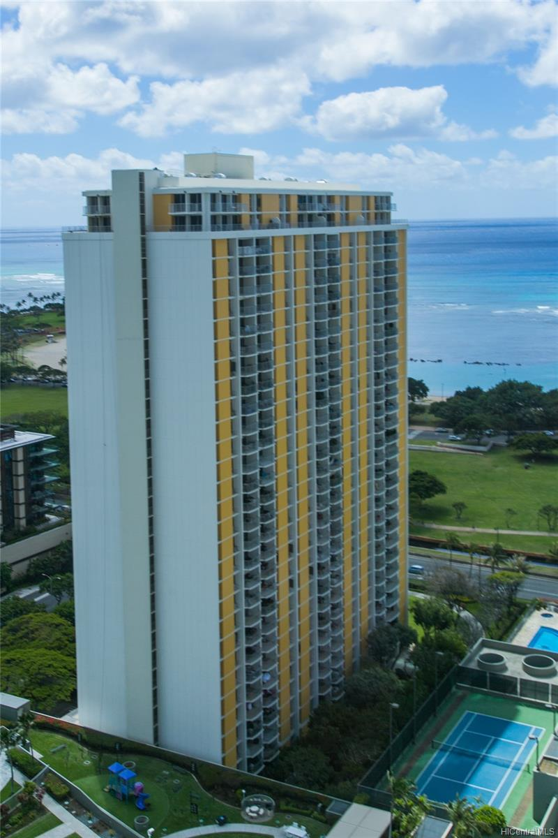 1350 Ala Moana condo # 608, Honolulu, Hawaii - photo 25 of 25