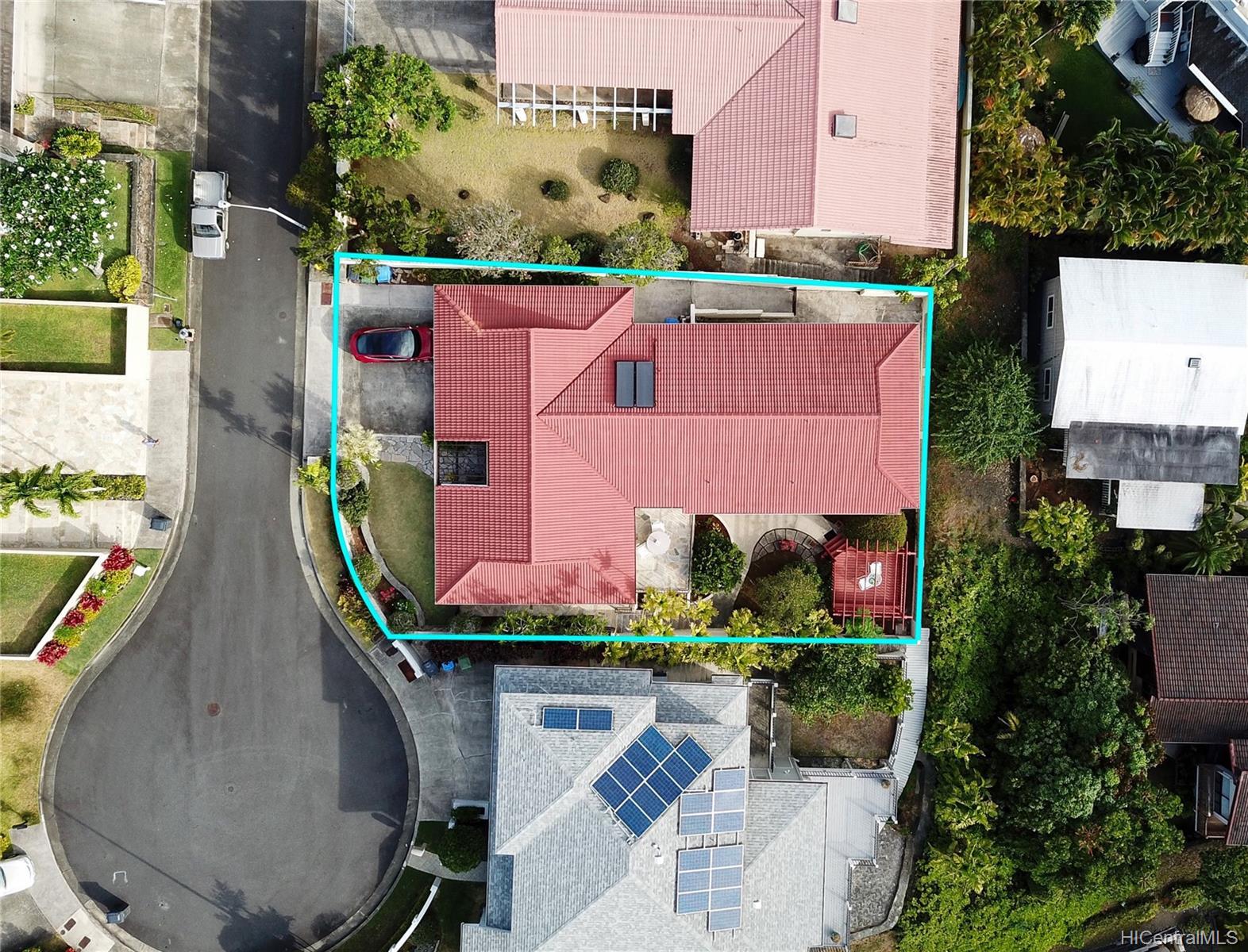 1380  Aupula Place Hillcrest, Kailua home - photo 2 of 25