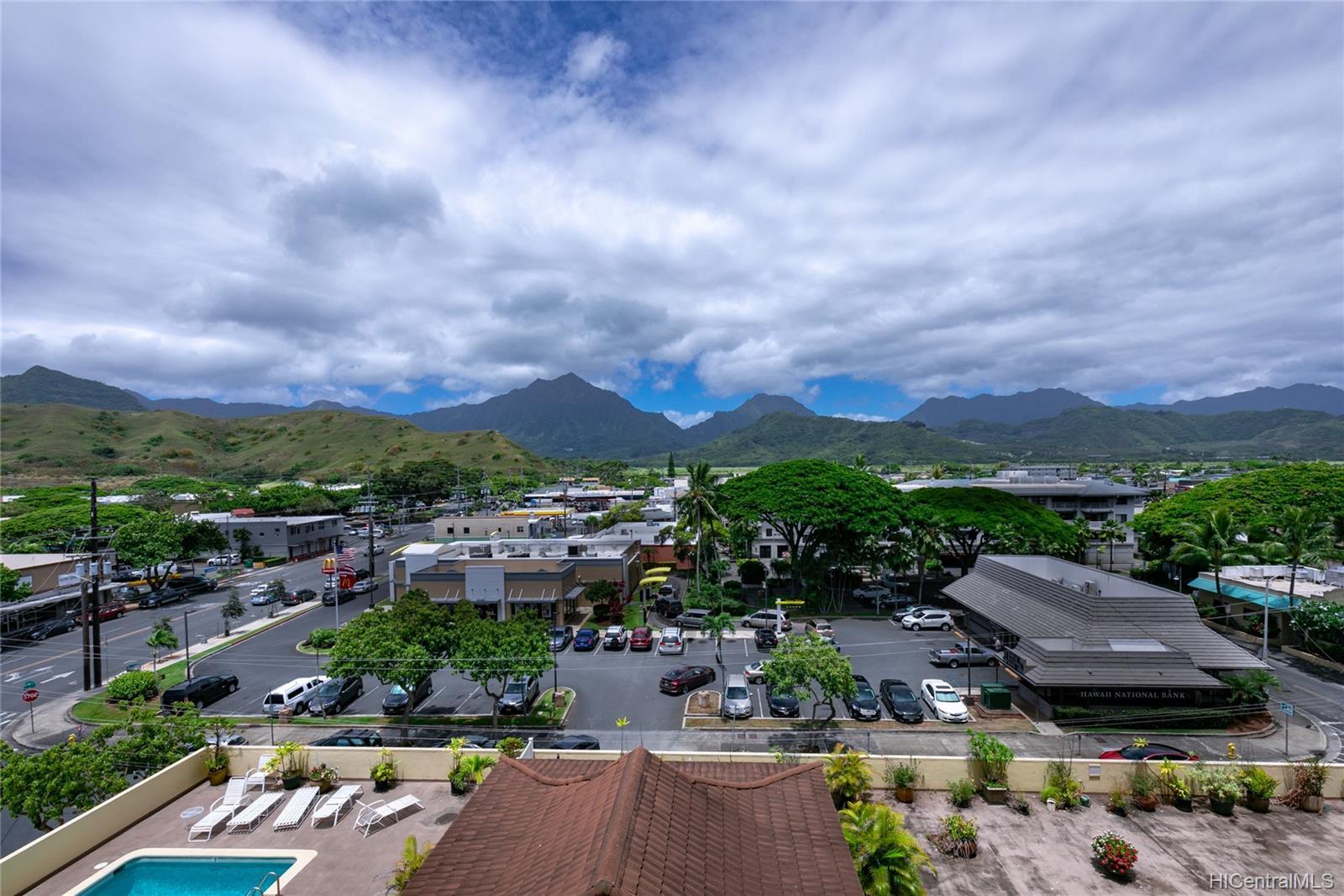 Meridian East condo # 607, Kailua, Hawaii - photo 25 of 25