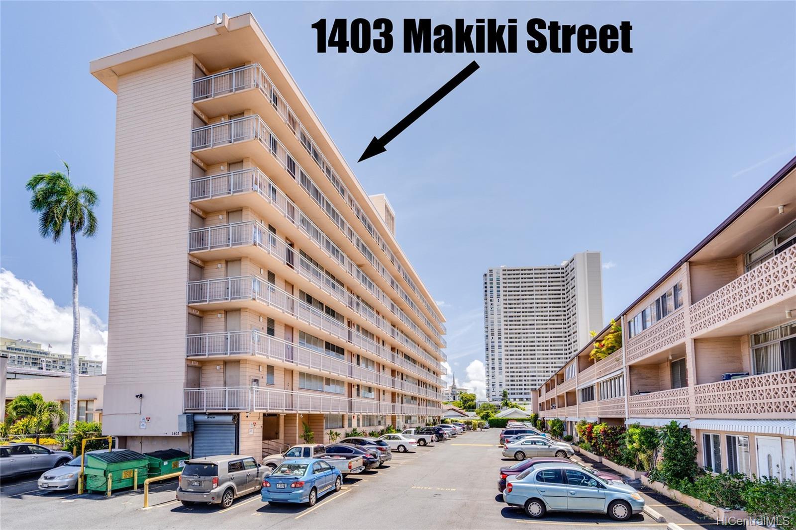 Maile Terrace condo # B705, Honolulu, Hawaii - photo 24 of 24