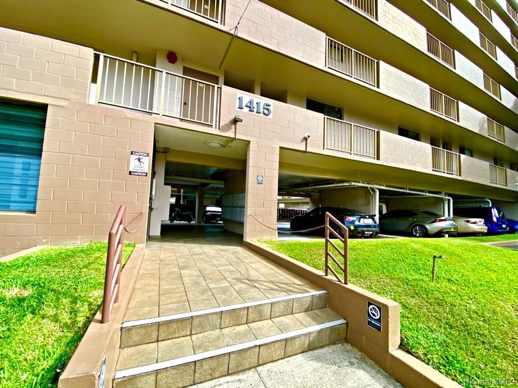 Luna-Liho Towers condo # 305, Honolulu, Hawaii - photo 15 of 17