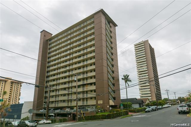 Victoria Towers condo # 1002, Honolulu, Hawaii - photo 12 of 12