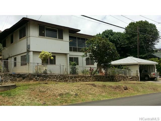 1424  Kealia Dr Kamehameha Heights, Honolulu home - photo 1 of 22