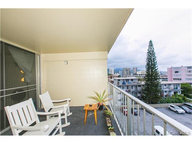 Victoria Plaza condo # 501, Honolulu, Hawaii - photo 1 of 25