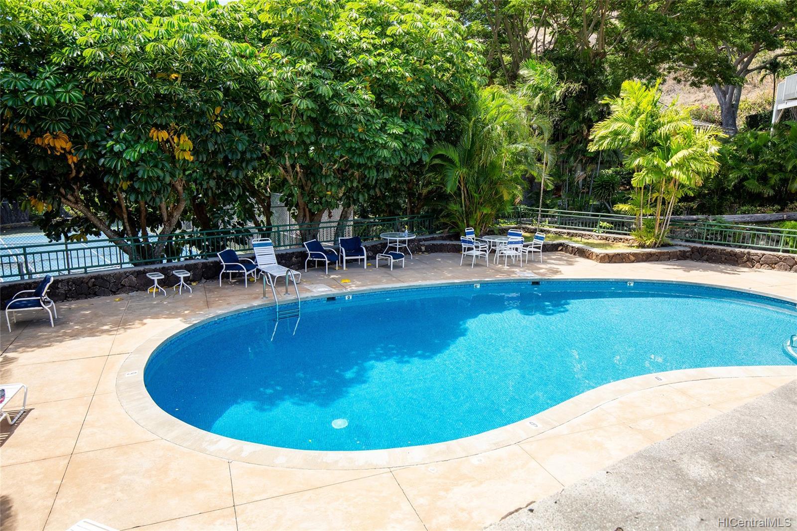 Kalani Iki Estates condo # 39, Honolulu, Hawaii - photo 15 of 16