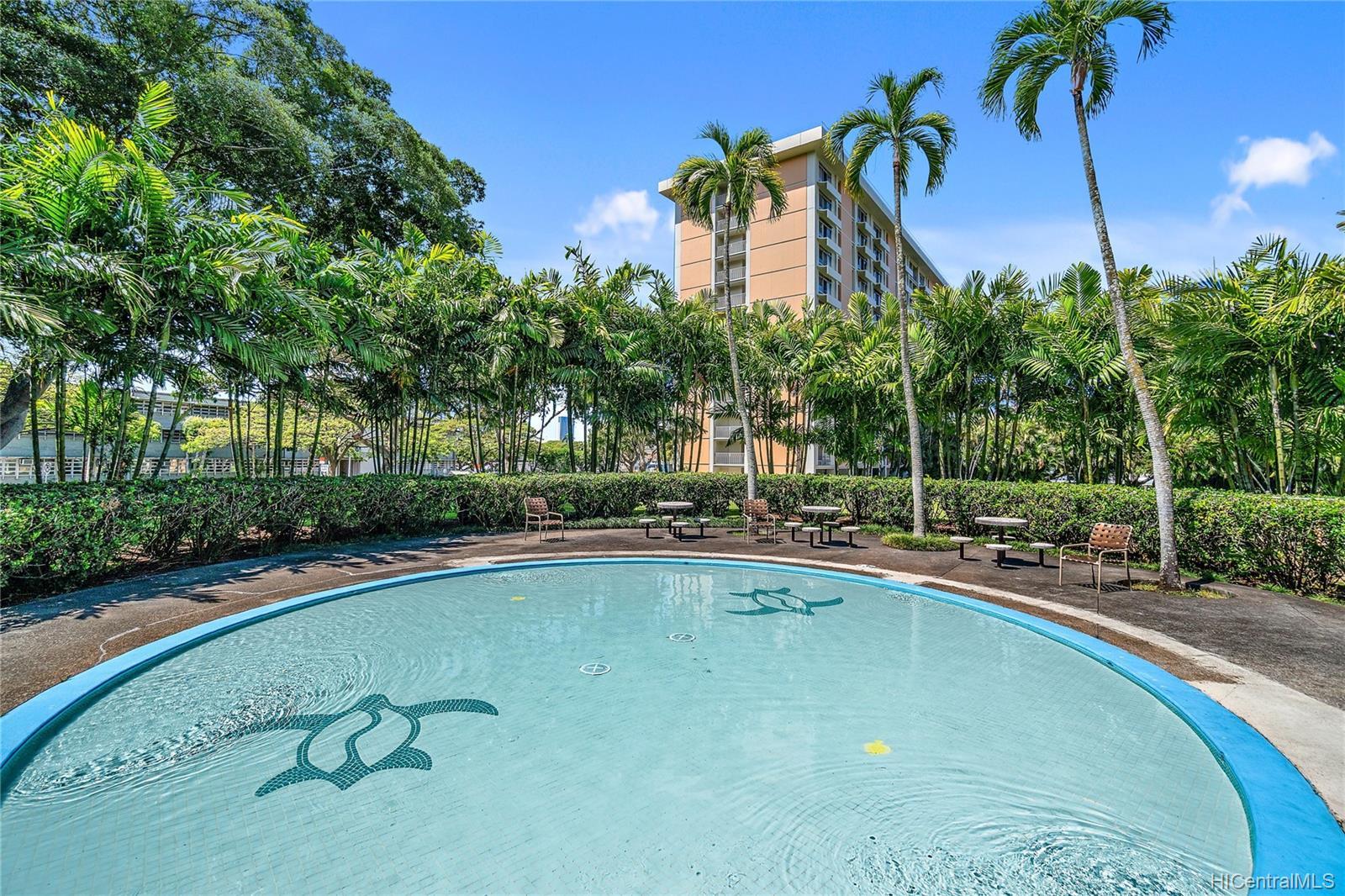 Queen Emma Gardens condo # 1033, Honolulu, Hawaii - photo 17 of 23