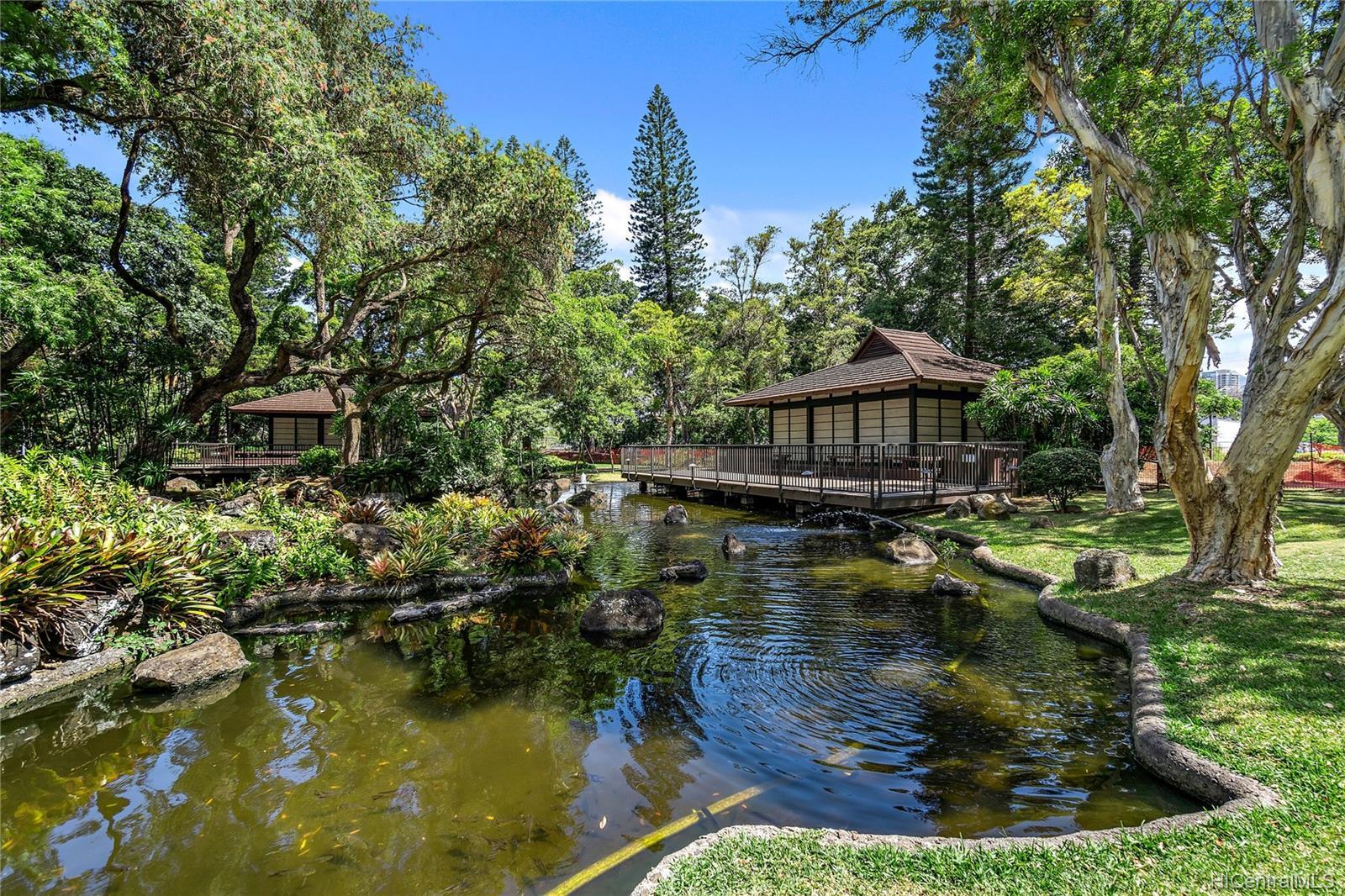 Queen Emma Gardens condo # 1033, Honolulu, Hawaii - photo 18 of 23