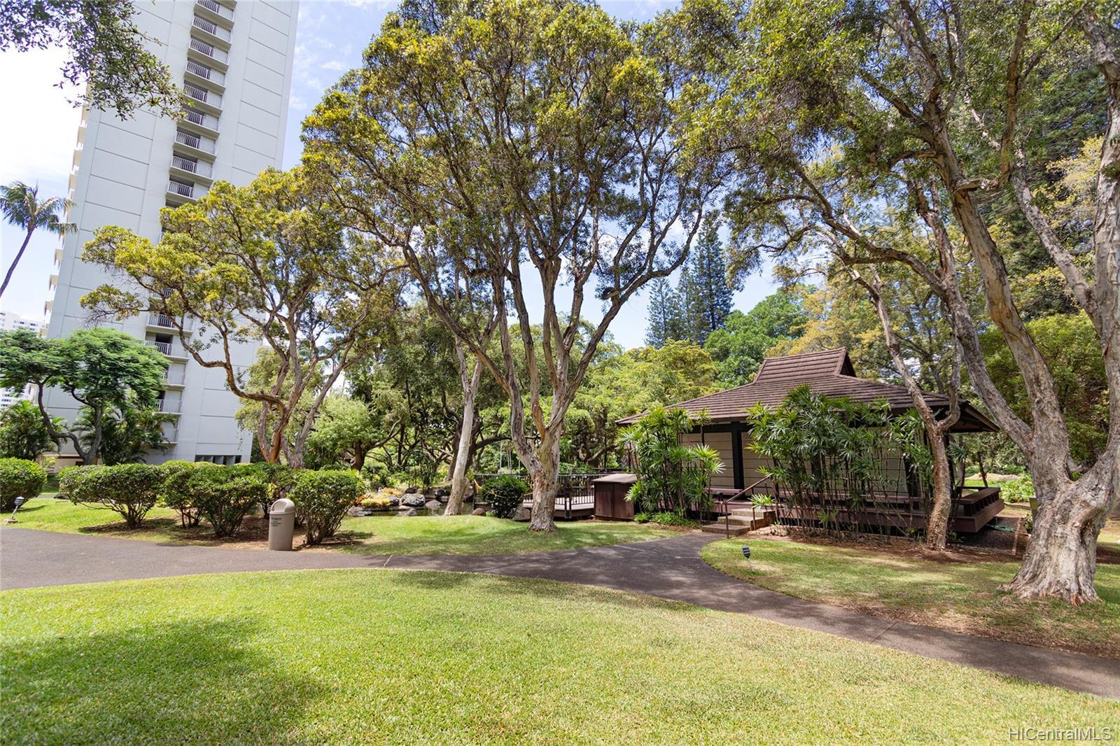 Queen Emma Gardens condo # 1130, Honolulu, Hawaii - photo 24 of 25
