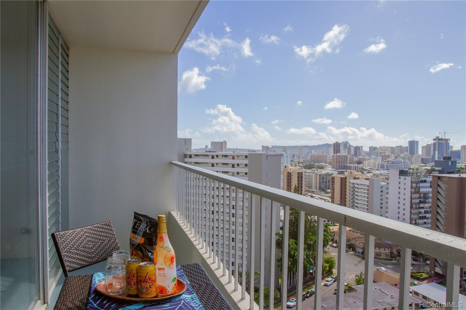 Sky Tower Apts condo # 1202, Honolulu, Hawaii - photo 18 of 20