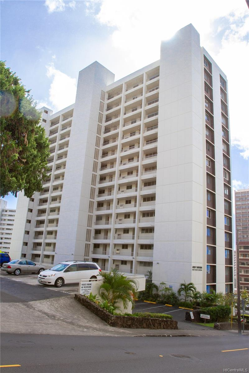 Sky Tower Apts condo # 1202, Honolulu, Hawaii - photo 20 of 20