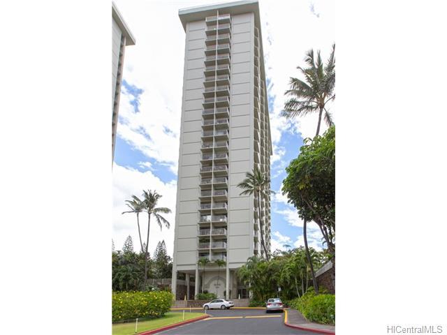 Queen Emma Gardens condo # 2345, Honolulu, Hawaii - photo 17 of 21
