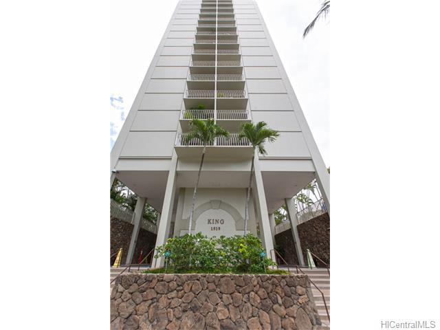 Queen Emma Gardens condo # 2345, Honolulu, Hawaii - photo 18 of 21