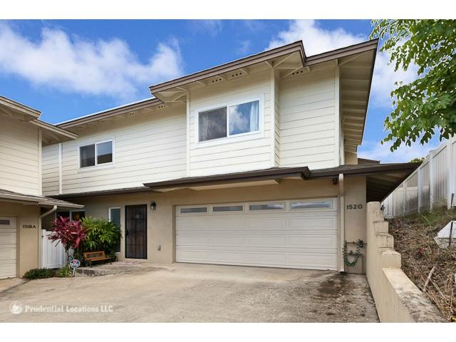 1520  Thurston Ave Punchbowl Area, Honolulu home - photo 14 of 15