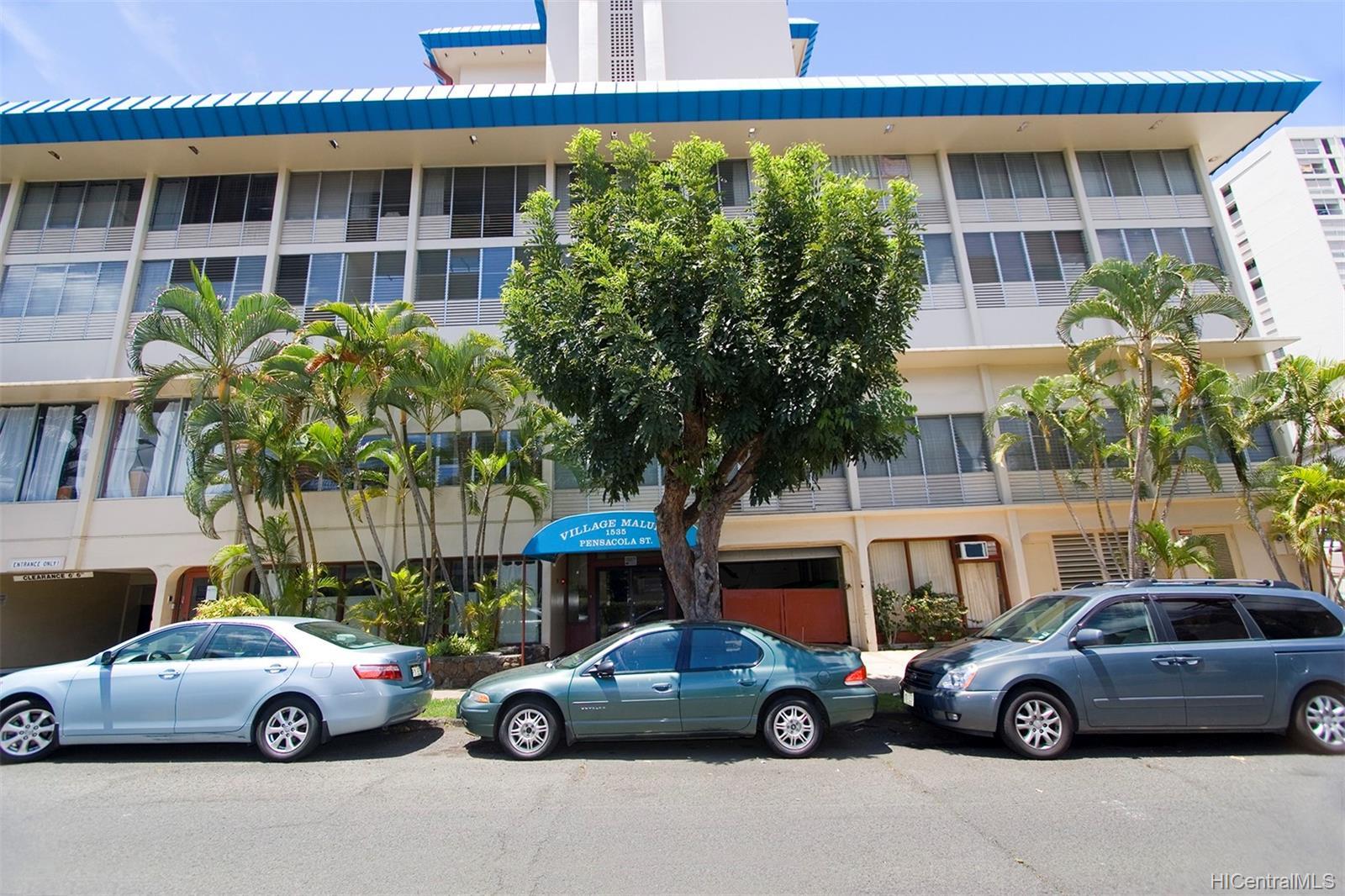 Village Maluhia condo # 403, Honolulu, Hawaii - photo 17 of 21