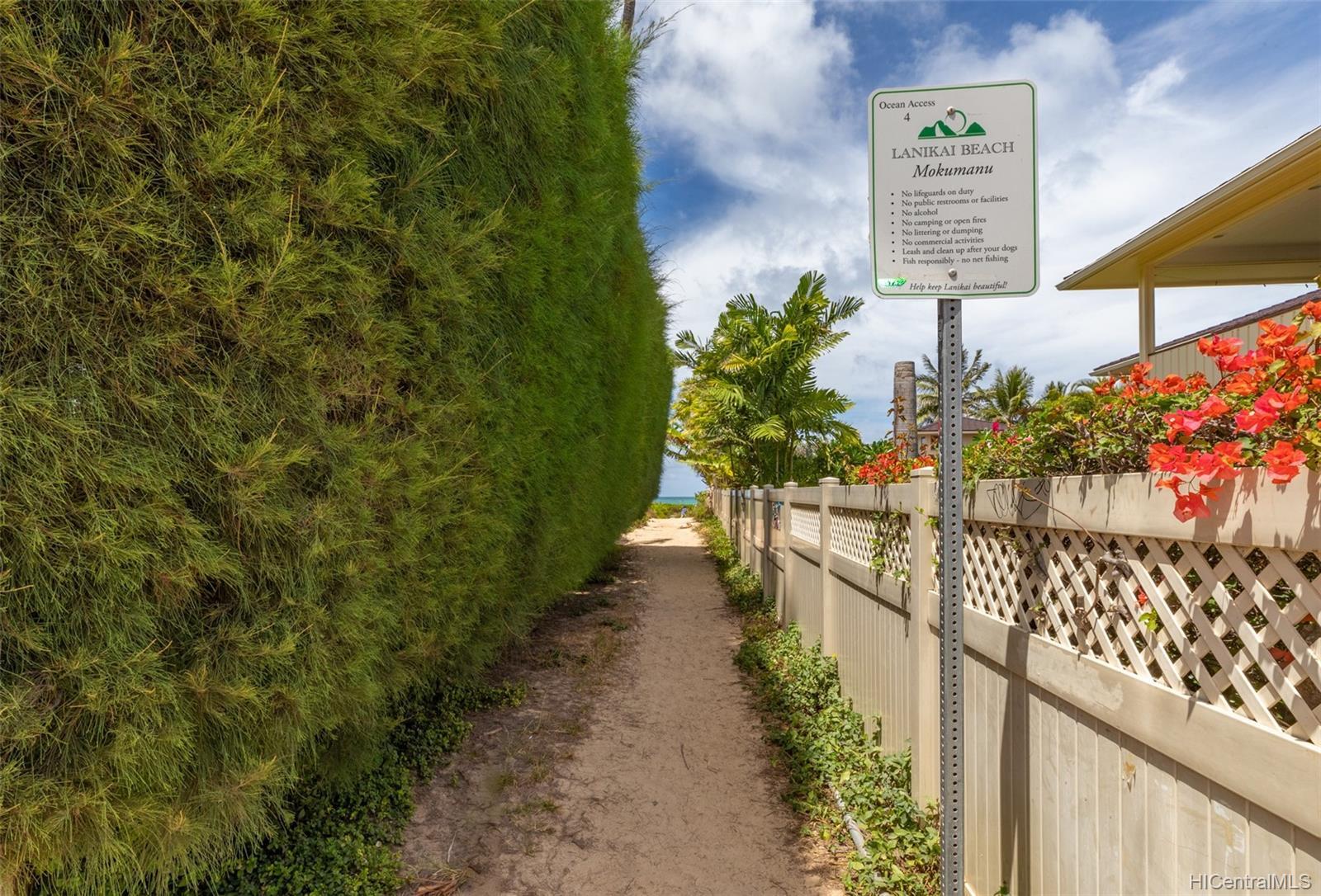 154 Mokumanu Drive Kailua - Rental - photo 24 of 25