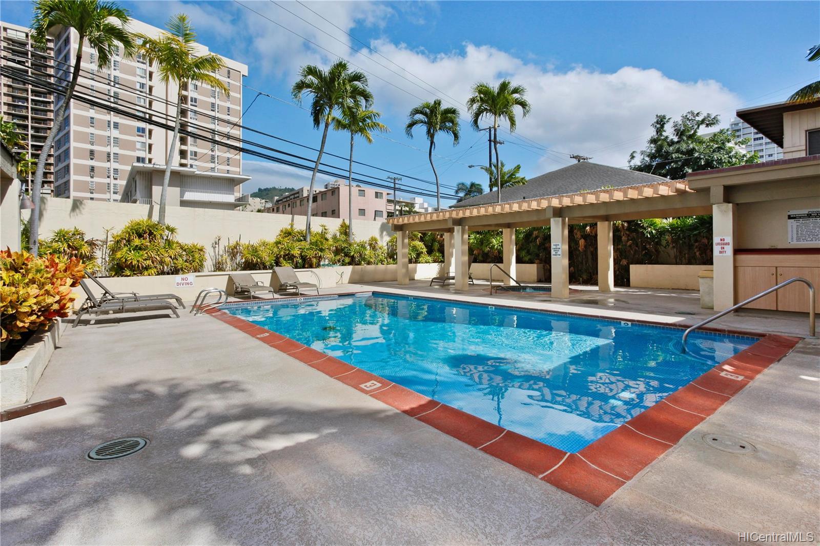 Wilder At Piikoi condo # 401, Honolulu, Hawaii - photo 11 of 13
