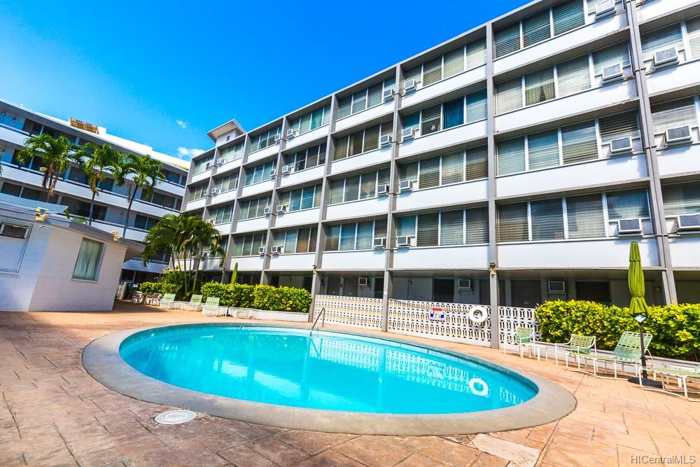 Rycroft Terrace condo # 313, Honolulu, Hawaii - photo 10 of 11