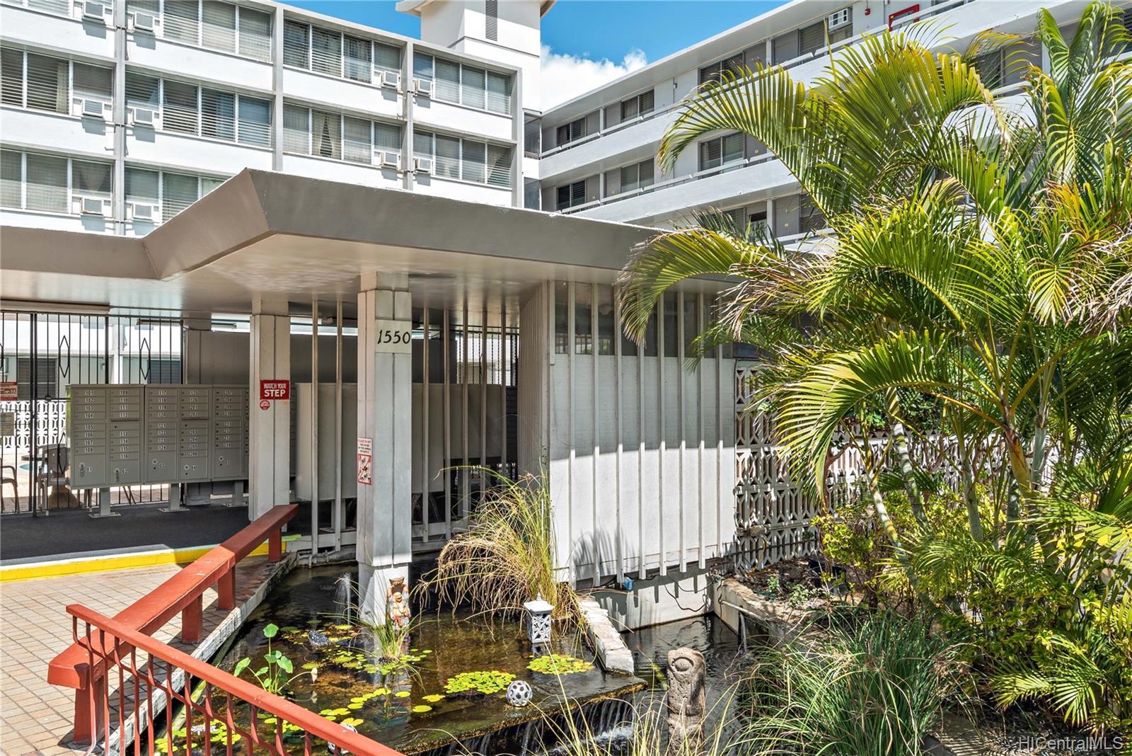 Rycroft Terrace condo # 515, Honolulu, Hawaii - photo 7 of 10