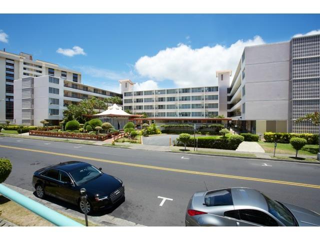 Rycroft Terrace condo # 516, Honolulu, Hawaii - photo 1 of 5