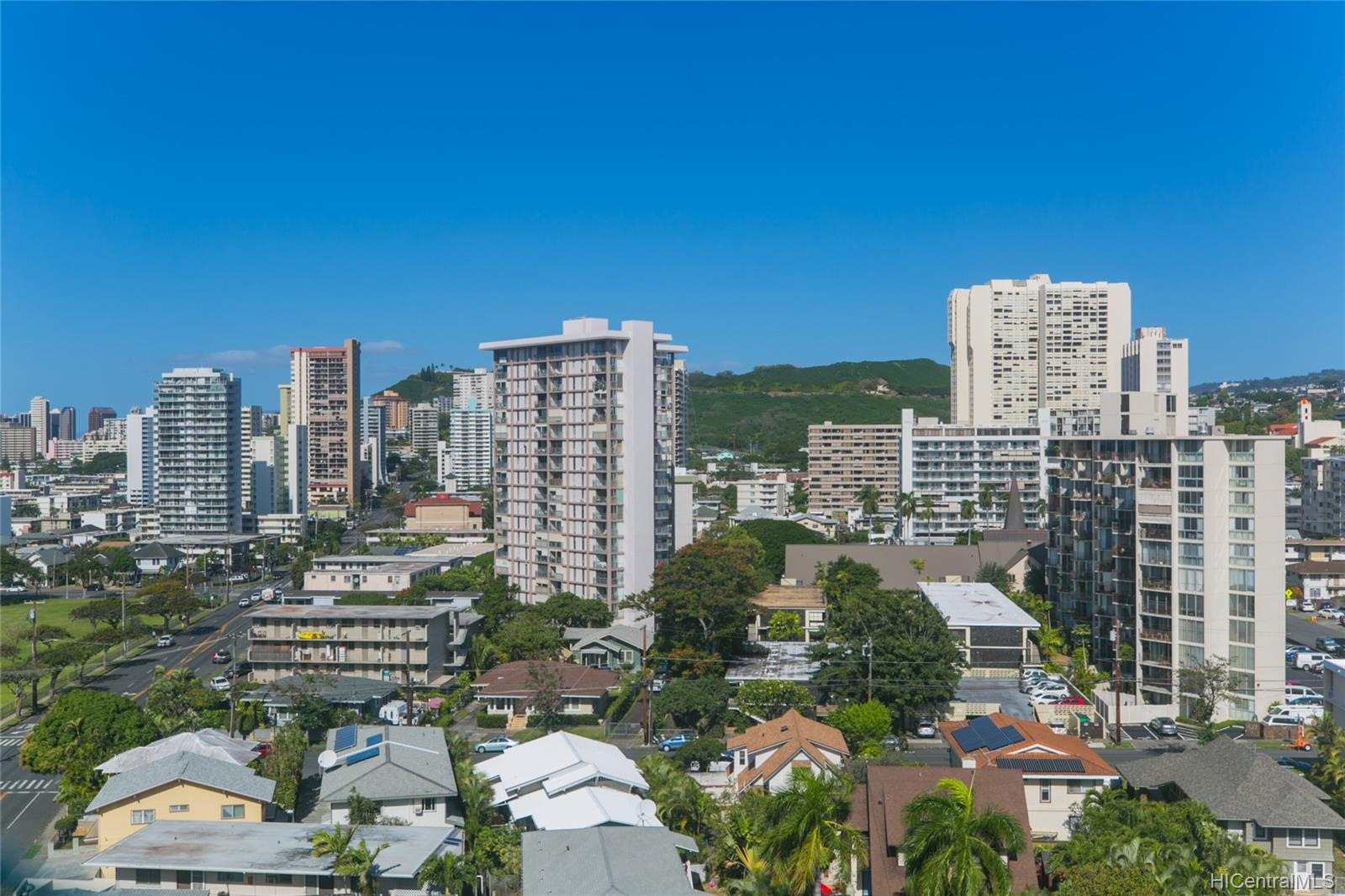 Punahou Gardens Apts condo # 1203, Honolulu, Hawaii - photo 15 of 24