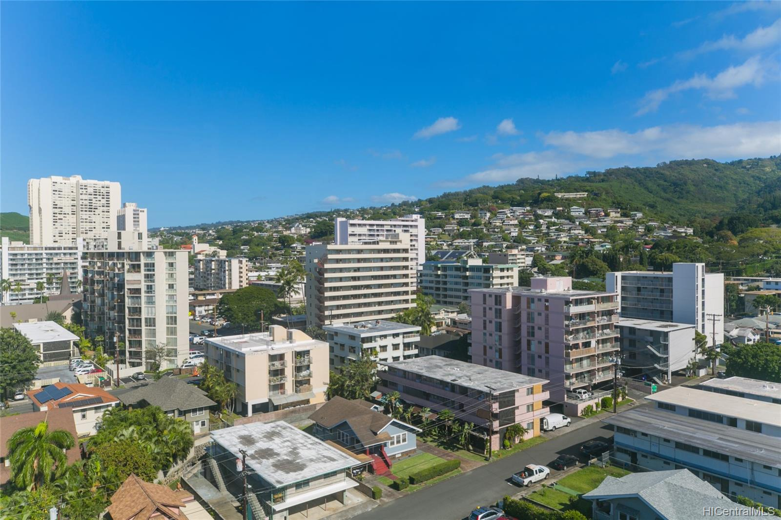 Punahou Gardens Apts condo # 1203, Honolulu, Hawaii - photo 16 of 24