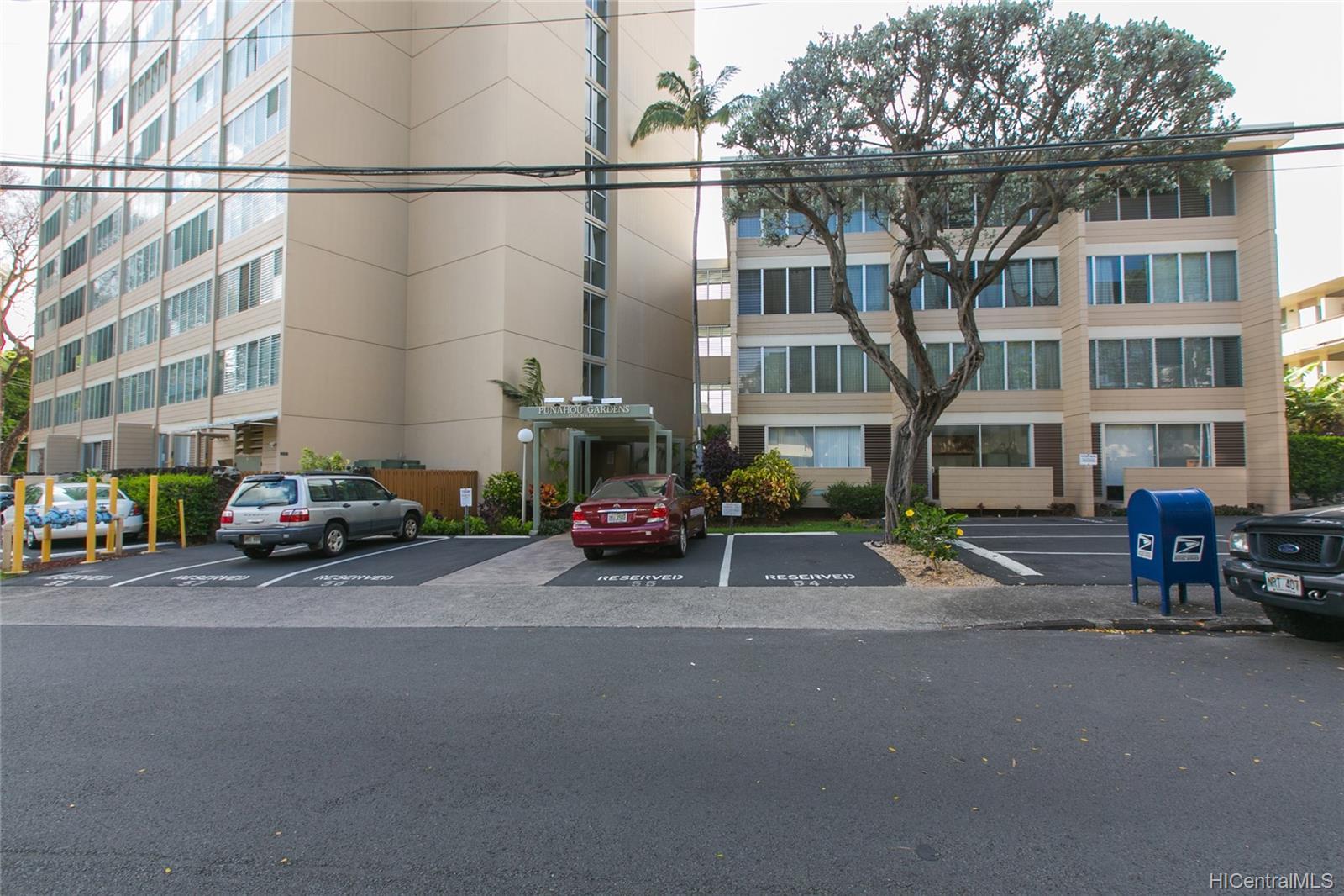 Punahou Gardens Apts condo # 1203, Honolulu, Hawaii - photo 23 of 24