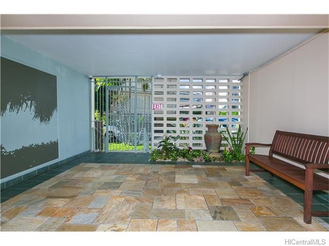Punahou Gardens Apts condo # B105, Honolulu, Hawaii - photo 12 of 14