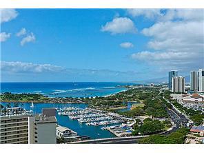 The Watermark condo # 2502, Honolulu, Hawaii - photo 1 of 16