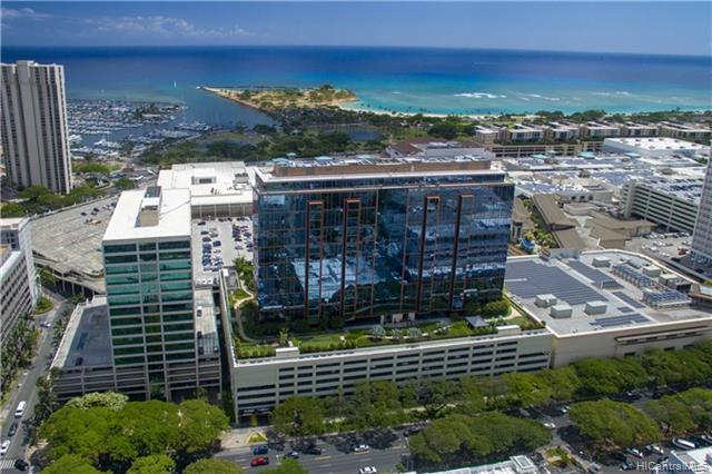 One Ala Moana condo #810, Honolulu, Hawaii - photo 1 of 25