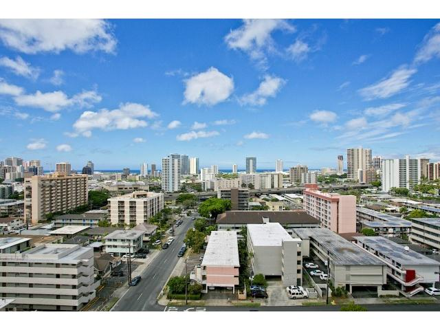 Piikoi Tower condo # 1402, Honolulu, Hawaii - photo 2 of 11