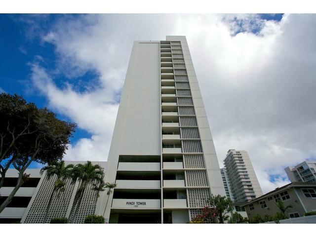 Piikoi Tower condo # 1402, Honolulu, Hawaii - photo 11 of 11