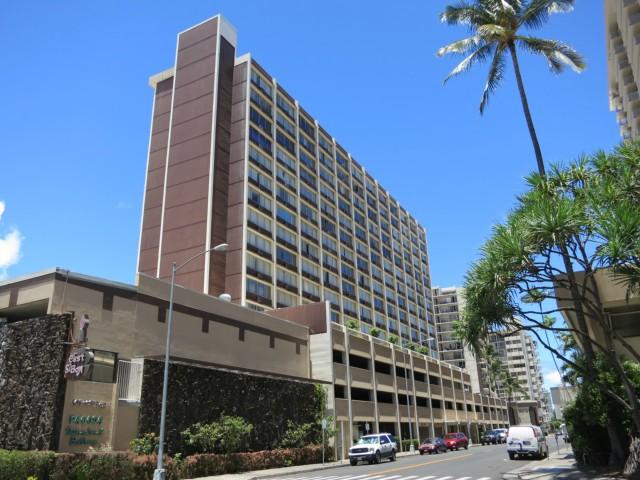 Kapiolani Terrace condo #1116, Honolulu, Hawaii - photo 1 of 10